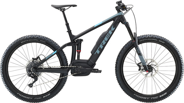 Electric Assist Mountain